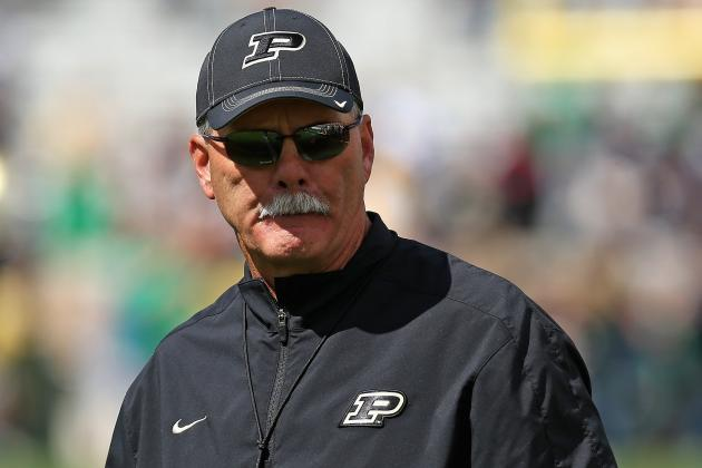Report: Purdue Fires Head Coach Danny Hope