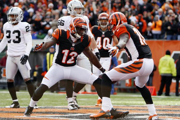 Cincinnati Bengals Win Third Straight over Carson Palmer and the Oakland Raiders