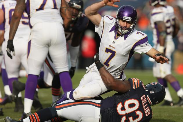 Vikings vs. Bears: Chicago Generates Turnovers, Hammers Division Rival