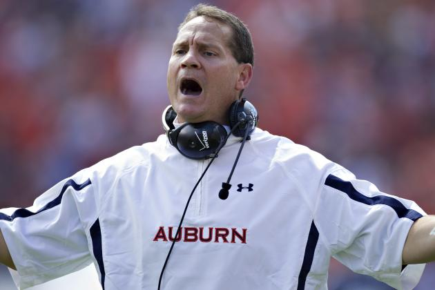 Auburn Football: Tigers Must Think Long-Term with Next Head Coach