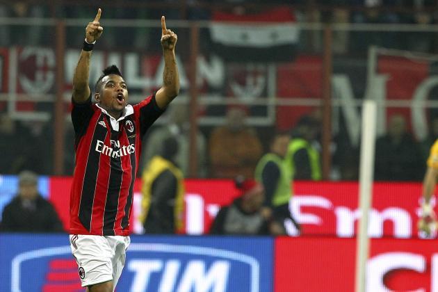 AC Milan 1-0 Juventus: Rossoneri win