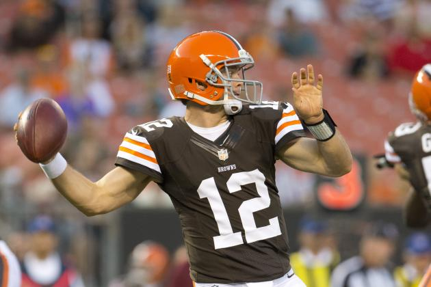 Colt McCoy: Backup QB Excellent Insurance Policy for Cleveland Browns