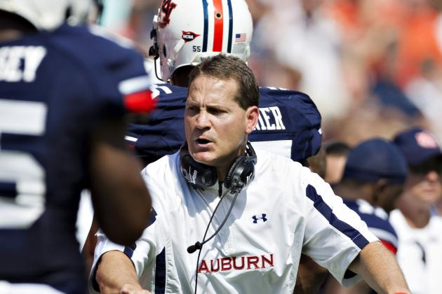 Auburn AD Jay Jacobs explains decision to fire Gene Chizik