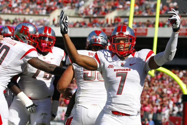 Louisville vs. Rutgers Predictions: BCS Berth on the Line in Big East Battle