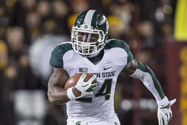 Le'Veon Bell Epitomizes a Spartan Team Worthy of Respect