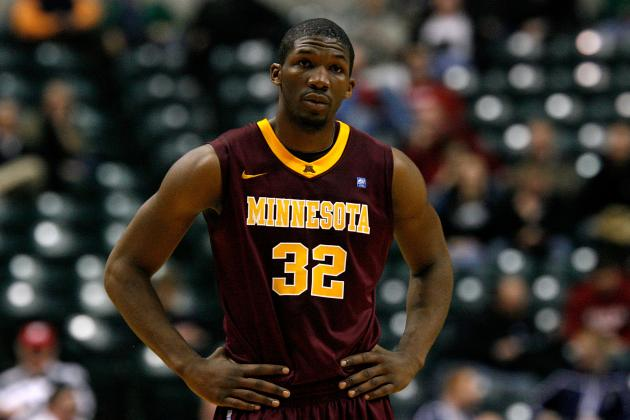 Minnesota Gophers: Trevor Mbakwe Regaining His Form