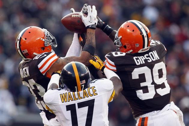 Steelers vs. Browns: Browns Capitalize on 8 Pittsburgh Turnovers, Nab 3rd Win