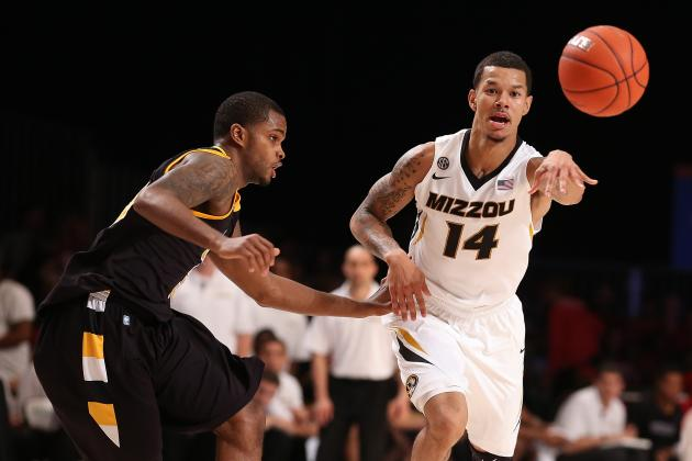 Missouri Beats VCU, Ensuring That Paradise Isn't a Loss
