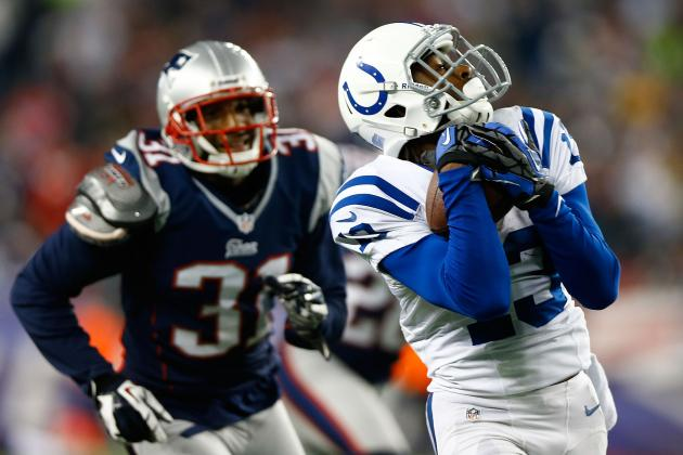 T.Y. Hilton: Updated Fantasy Outlook for Colts' Stud Rookie WR