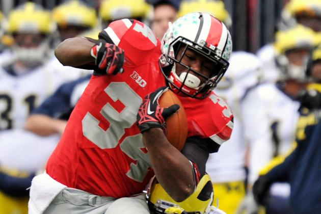 Buckeyes Beat Wolverines, 26-21, to Finish off Perfect Season