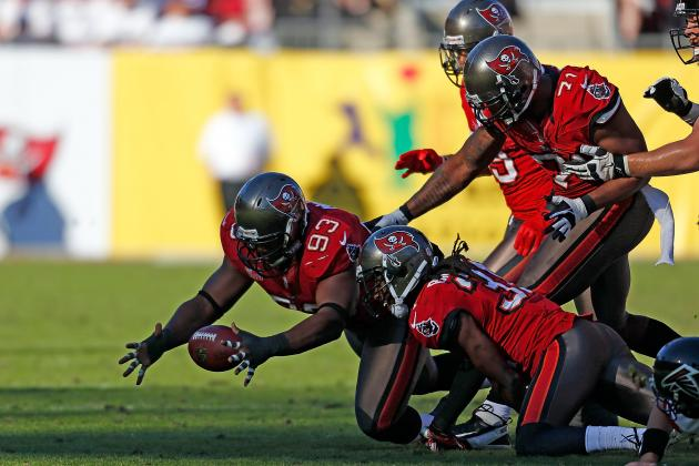 Falcons vs. Buccaneers: Tampa Bay Can't Be Happy with Almost