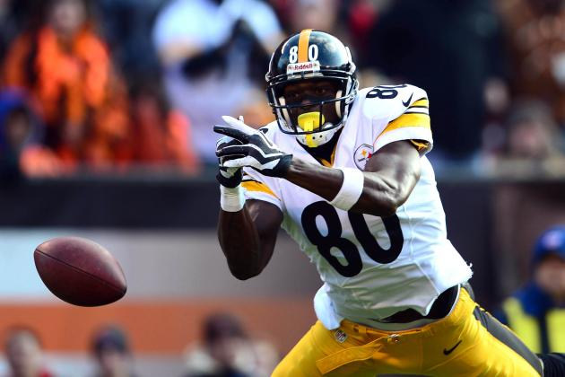 Plaxico Burress: Is Steelers WR a Viable Fantasy Pickup?