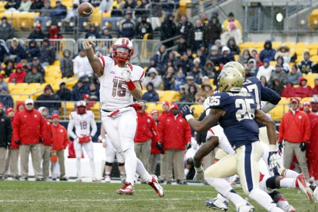 Orange and Sugar Bowls Both in Play If Rutgers Beats Louisville Thursday Night