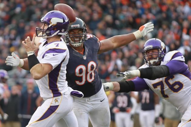 Vikings vs. Bears: Minnesota Slips Back into Terrible Habits in Division Loss