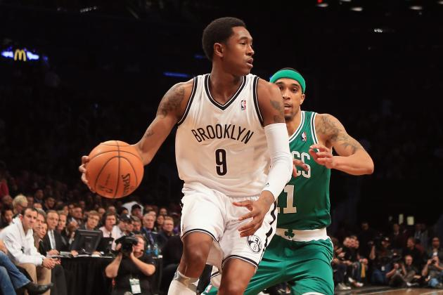 Nets Finding Minutes for Brooks Won't Be Easy