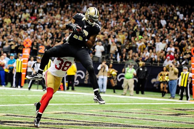 Marques Colston Injury: Updates on Saints WR's Possible Concussion