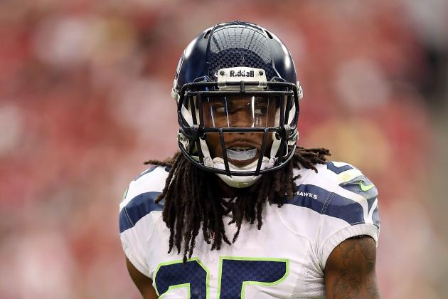 CBs Richard Sherman and Brandon Browner Facing Suspensions for PEDs
