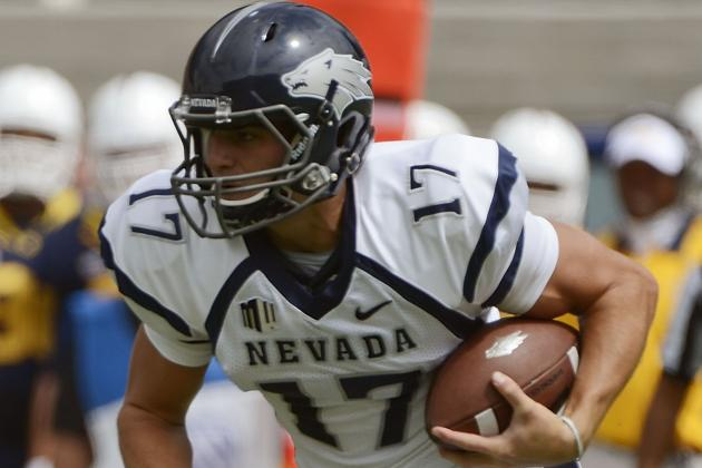 Nevada Accepts Invite to Gildan New Mexico Bowl
