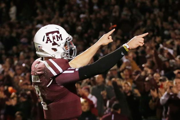 Johnny Manziel: Monster Numbers Against Missouri Prove Heisman Worth