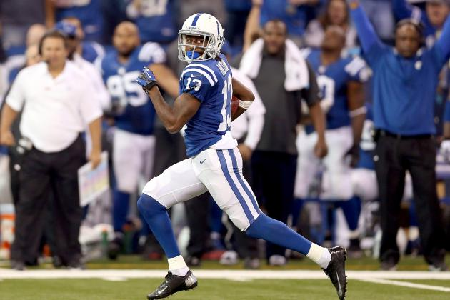 Bills vs. Colts: Reggie Wayne and Company Close in on a Playoff Spot