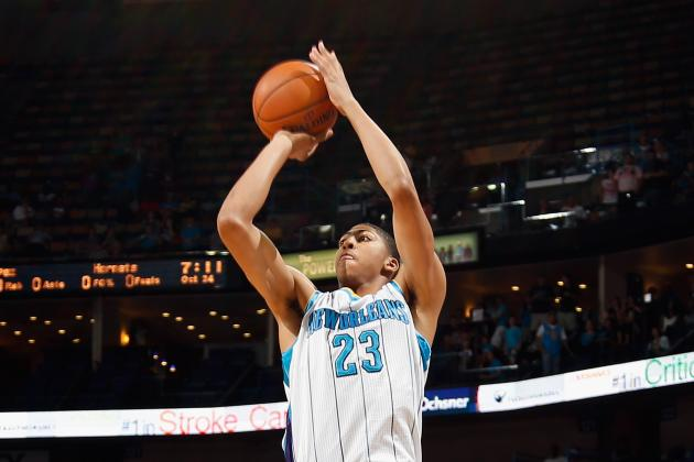 Hornets Must Ensure That Anthony Davis' Injury Doesn't Make Him Next Grant Hill