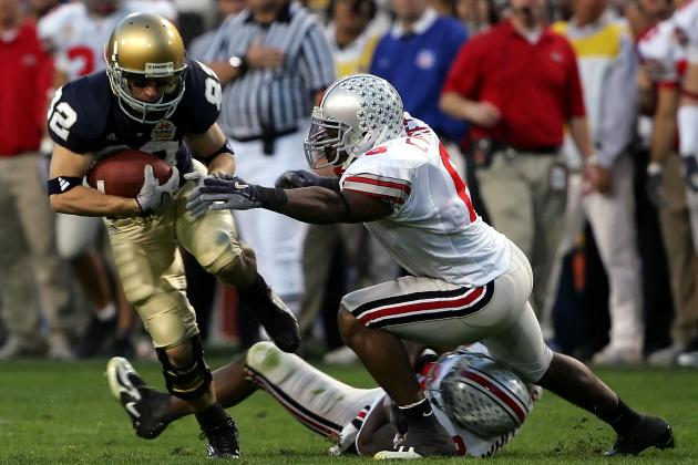 NCAA Football: How the Ohio State Sanctions in 2012 Screwed College Football