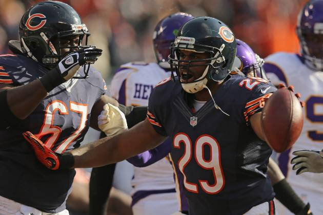 Michael Bush: Looking Ahead to Bears RB's 2013 Draft Value