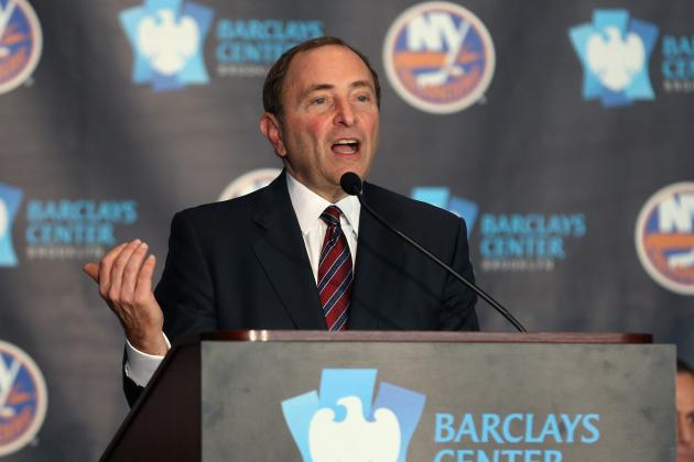 NHL Lockout: Labor Stoppage Should Push Avid Fans Away from Poorly Run Sport