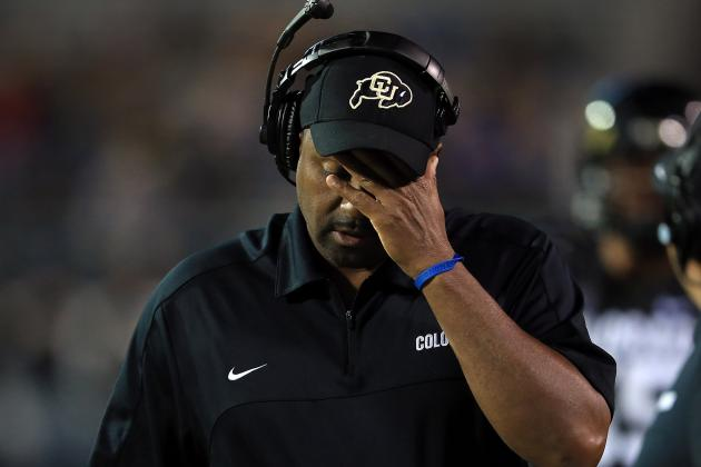 More Coaching Turnover at Colorado; Embree out After Two Years