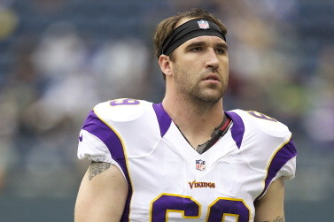 Jared Allen Says Hit That Knocked Bears' Louis from Game Was Clean