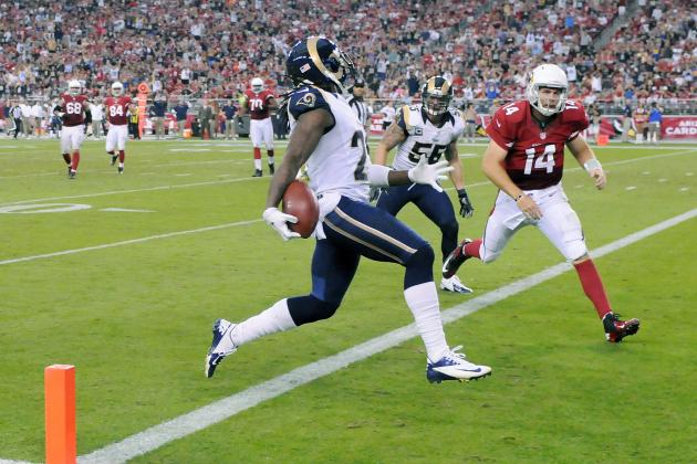 St. Louis Rams vs. Arizona Cardinals: Live Score, Highlights and Analysis