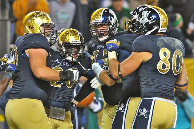 BCS Standings 2012: Complete Week 14 Rankings Released
