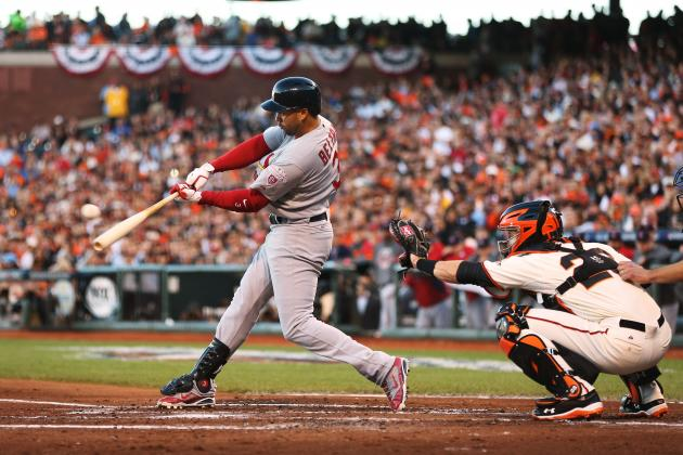 Why 1 Big Bat Would Put the St. Louis Cardinals in Prime World Series Position
