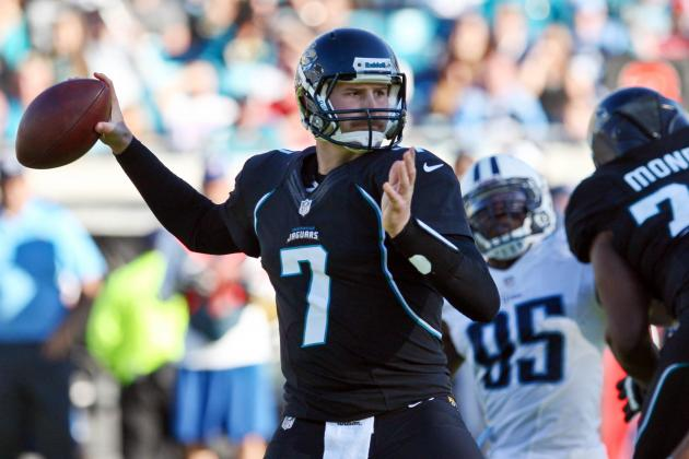 Titans vs. Jaguars: Henne and Shorts Hook Up to Sink Tennessee