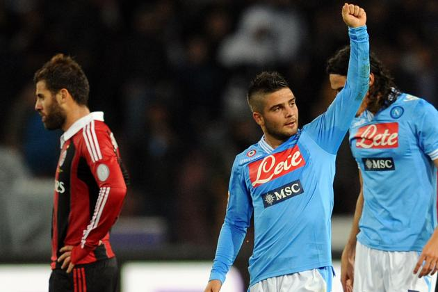 Napoli Have Opportunity to Gain Ground on Juventus Against Cagliari