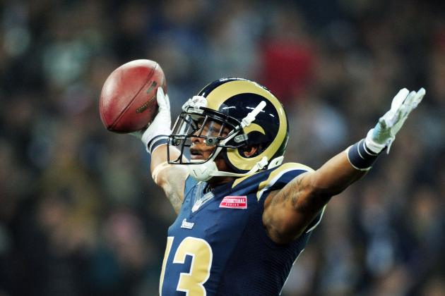 Chris Givens: Rams WR Is Quality Waiver-Wire Pickup for Fantasy Playoff Push