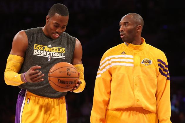 Kobe Bryant Is Actually the Perfect Leader for the Education of Dwight Howard