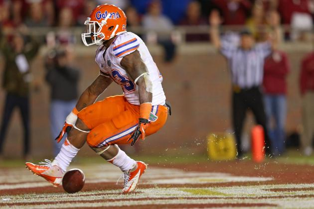BCS Rankings 2012: Why Florida Actually Has a Better Resume Than Notre Dame