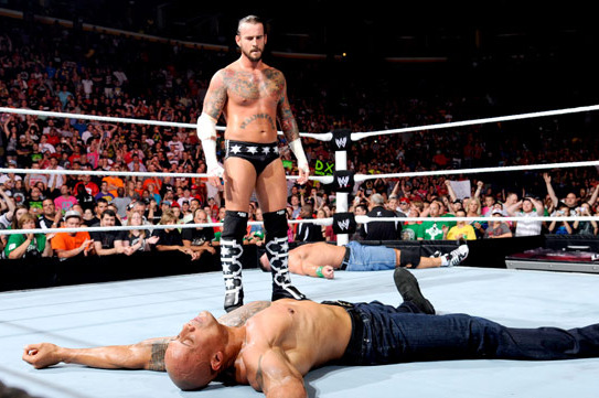 CM Punk: What If He Doesn't Lose the WWE Title to the Rock at the Royal Rumble?