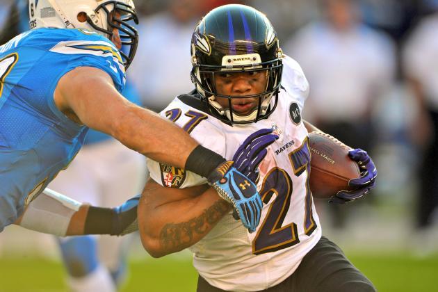 Ravens vs. Chargers: Joe Flacco's Arm Plus Ray Rice's Legs Equal Ravens OT Win