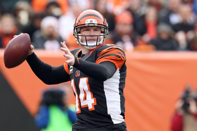Andy Dalton and Bengals Pounce Early, Win Easily over Lifeless Oakland Raiders