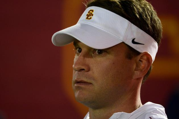 USC Football: Lane Kiffin's Failures and USC's Next Defensive Coordinator