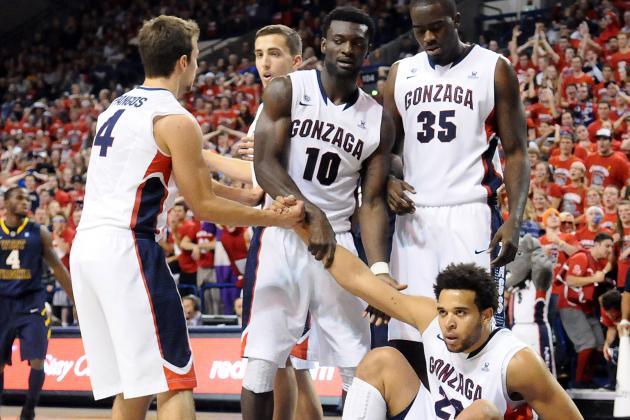 Gonzaga Tops Davidson to Win Old Spice Classic