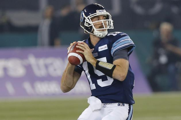 Grey Cup 2012 Winner: Argonauts Defeat Stampeders to Win 100th Grey Cup