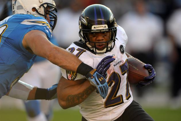 Ravens' 4th-and-29 Conversion Epitomizes All That Is Wrong with Chargers