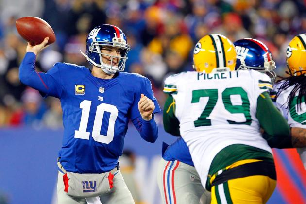 Packers vs. Giants: Eli Manning Shines in New York's 38-10 Thumping of Green Bay