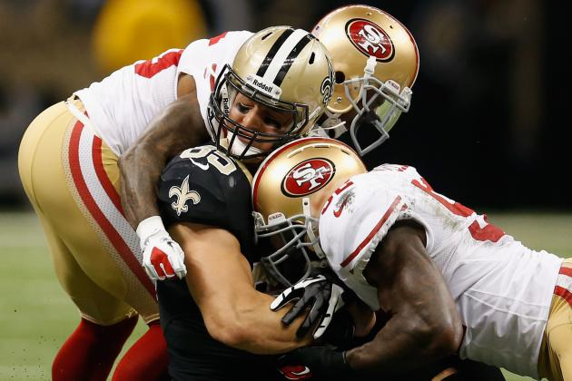 49ers vs. Saints: San Francisco's Defense Deserves the Spotlight