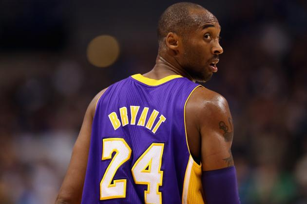 Kobe's Intent to Score More Not What Lakers Need to Hear