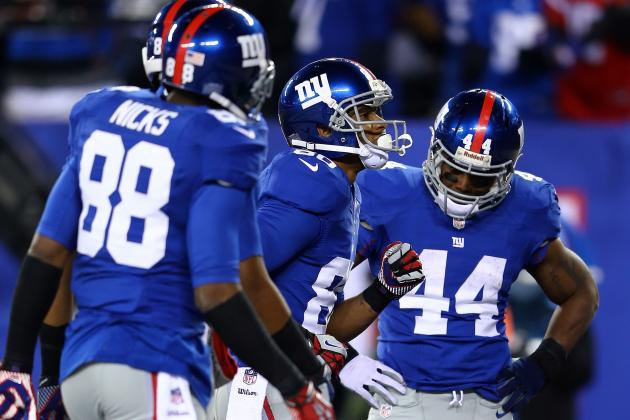 Don't Look Now, but New York Giants Are Rounding into Playoff Form