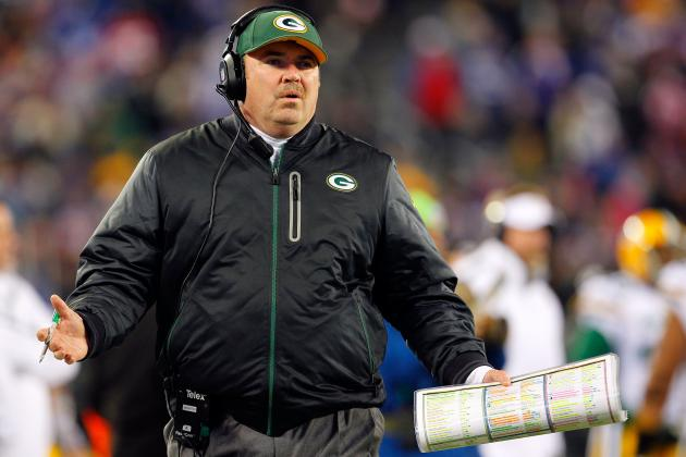 Green Bay Packers: Where Do They Fit into the NFL Playoff Picture After Week 12?